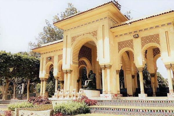 حديقة الأندلس بالقاهرة
